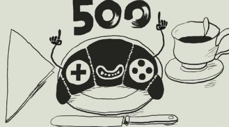 Folge 500: Holy Shit!