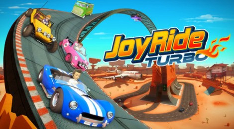 Folge 507: Joy Ride Turbo & Steel Battalion Demo