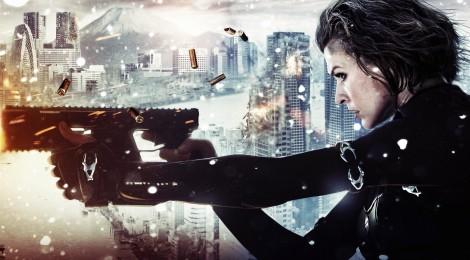 Folge 591: Resident Evil: Retribution und das Dilemma mit Filmumsetzungen von Spielen