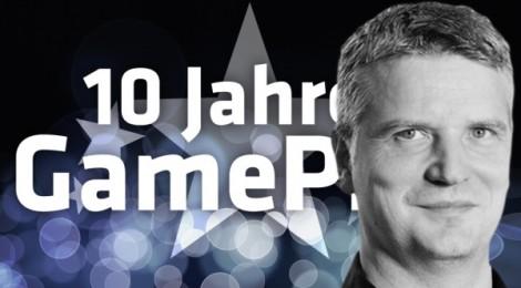 Folge 597: Gunnar Lott über 10 Jahre GamePro