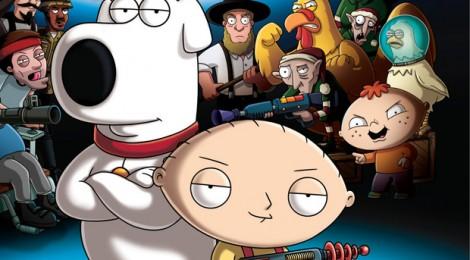 Folge 635: Family Guy – Zurück ins Multiversum