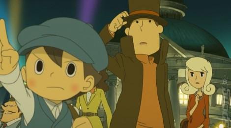 Folge 636: Professor Layton und die Maske der Wunder (3DS)